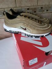 Nike Air Max 97 Gold Athletic Shoes for Men for sale | eBay