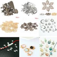 Vintage MIX Silver Gold Bronze Alloy Pendants Fashion Jewelry Making Charm DIY