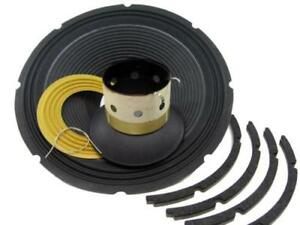 """Recone Kit for Electro Voice TL15 TL550 TS550 TS992 15"""" EVX150 EV Subwoofer"""
