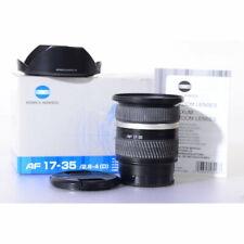 Konica Minolta Dynax 17-35mm F/2.8-4 AF Lens for A-Mount Cameras