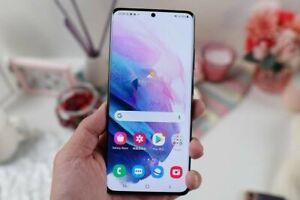 Samsung Galaxy S21 Ultra 5G SM-G998B - 128GB - Phantom Black (Unlocked)