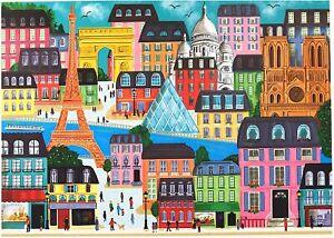 Page Publications Collection Springtime in Paris Jigsaw Puzzles 1000 Pieces Kids
