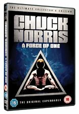 A Force of One      (DVD)  ***Brand New***  Chuck Norris