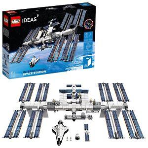 LEGO Ideas International Space Station Building Set - 21321 Free Postage
