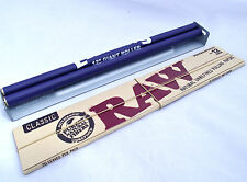 "RAW 12 INCH PAPERS+12"" Rolling Machine skins rizla smokers GIANT MASSIVE HUGE"