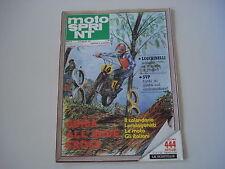 MOTOSPRINT 2/1978 PROVA TEST MOTO KTM MC 250 CROSS