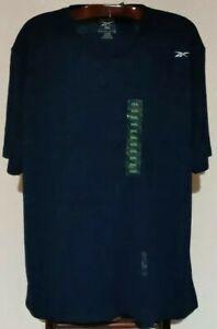 NWT Reebok Speedwick Blue SS T-Shirt (Men's 3XL)