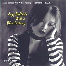 JAZZ BALLADS WITH A BLUE FEELING  CD