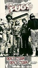 Don't Stop! Don't Stop!, The Fugs, Ed Sanders, Very Good Import, Box set
