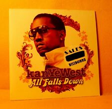 Cardsleeve single CD Kanye West All Falls Down 2 TR 2004 Hip Hop