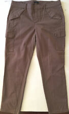 GAP Brown Skinny Stretch Pants with Side Pocket - AU Size10 - Brand New With Tag
