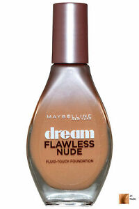 Maybelline Dream Flawless Nude Fluid Touch Foundation 20ml Nude (#21)