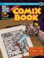 Best of Comix Book When Marvel Went Underground Hardcover GN Kitchen New HC NM