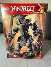 Lego 70658 Oni Titan Ninjago New in Box Sealed Manual Box Lloyd Garmeddon
