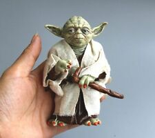 1/6 Star Wars Master Yoda Jedi Knight Master Attack Statue Cane Action Figure