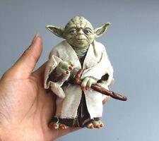 1/6 Star Wars Master Yoda Jedi Knight Master Attack Statue Cane Action Figure