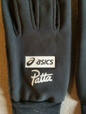 Asics Running Gloves Patta Gel Saga sz: M Kith nicekicks woei