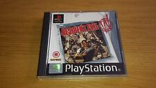 Resident Evil - Sony Playstation 1 Game - PSX - PS1 - Boxed with Manual
