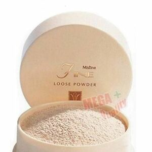Mistine FINE LOOSE POWDER Foundation 103 for Olive skin