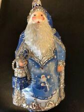 Patricia Breen 2019 Happy Christmas, Truman - Enchanted Blue - Rq Retail $289