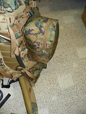 Custom Pair Digital Marpat Recon Accessory Pouches for USMC ILBE Pack