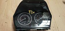 BMW F20 1-SERIES 118i 2013 INSTRUMENT CLUSTER 105250 KMS 1.6 LITRE AUTO 11-14