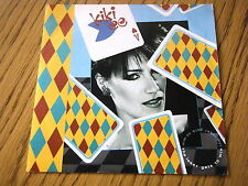 "KIKI DEE - THE LOSER GETS TO WIN  7"" VINYL PS"