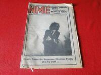 Vintage Rock N Roll Newspaper Pulp Magazine New Musical Express 1979          P2