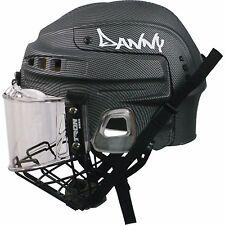 2x personalizsed nom hockey hockey sur glace casque autocollants-grand cadeau de noël