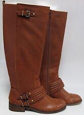 JESSICA SIMPSON ELMONT Women's Rich Bourbon Winter Haze Boots Size US 6.5 WC