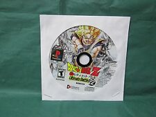 DragonBall Z: Ultimate Battle 22 (PlayStation 1, 2003) PS1 *Disc Only*