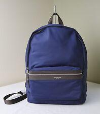 Michael Kors Indigo Navy Nylon Kent Backpack