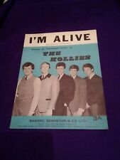 More details for 1960s vintage retro collectables.music sheets beatles cliff richard 2 others