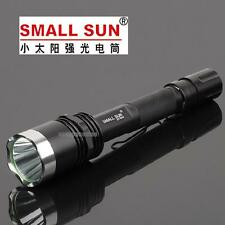 Small Sun Original 2000 Lumen Ultra Bright LED Tactical Flashlight Torch 5 Modes