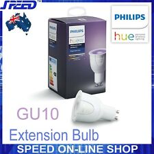 Philips Hue - White and Color Ambiance - 16 Million Colors - Bulb - (GU10)