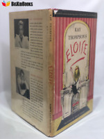 Eloise Hilary Knight Kay Thompson 1955 First Edition Fifth Dust Jacket