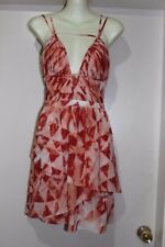 NWT SZ12 CS EDIT SELENE DRESS IN RUST BY COOPER ST, RETAILS FOR $220.00