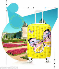 Butterfly Travel Suitcases