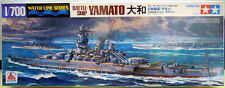 Waterline 1/700 Tamiya IJN Battleship Yamato 40th Anniversary - No: 544
