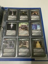 Star Trek CCG Q Continuum incomplete with rares. Condition is New.