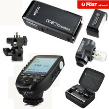 AU Godox 2.4g TTL HSS Two Heads AD200 Flash Xpro-f Trigger Set for Fujifilm
