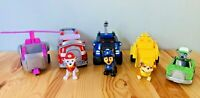 Paw Patrol Figures and Vehicles Toy Bundle Collection