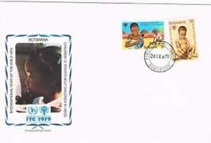 Envelop Jaar van het Kind 1979 - Botswana (238)