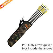 1X Archery Quivers Arrow Quiver Bag Hang Waist Arrow Holders Camo Color Quivers