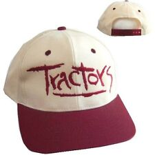 TRACTORS BAND EMBROIDERED TAN BASEBALL HAT CAP NEW OFFICIAL
