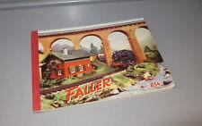 Faller 854 Katalog 1954