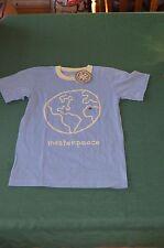 Life is Good Karma Boys Master Peace tee shirt medium 7-8 NWT