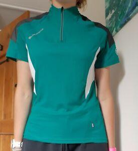 Ladies Endura Cycling Jersey, size medium