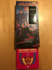 JOURNEY Time 3 CD BOXED SET Cubed 1992 Edition BRAND NEW SEALED + A Test Of RARE