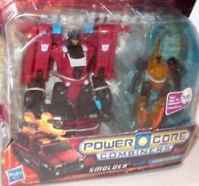 Transformers Powercore Combiners SMOLDER CHOPSTER Complete Figure SEALED NEW